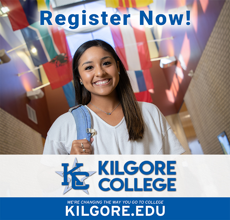 Kilgore College Digital Ad 2020