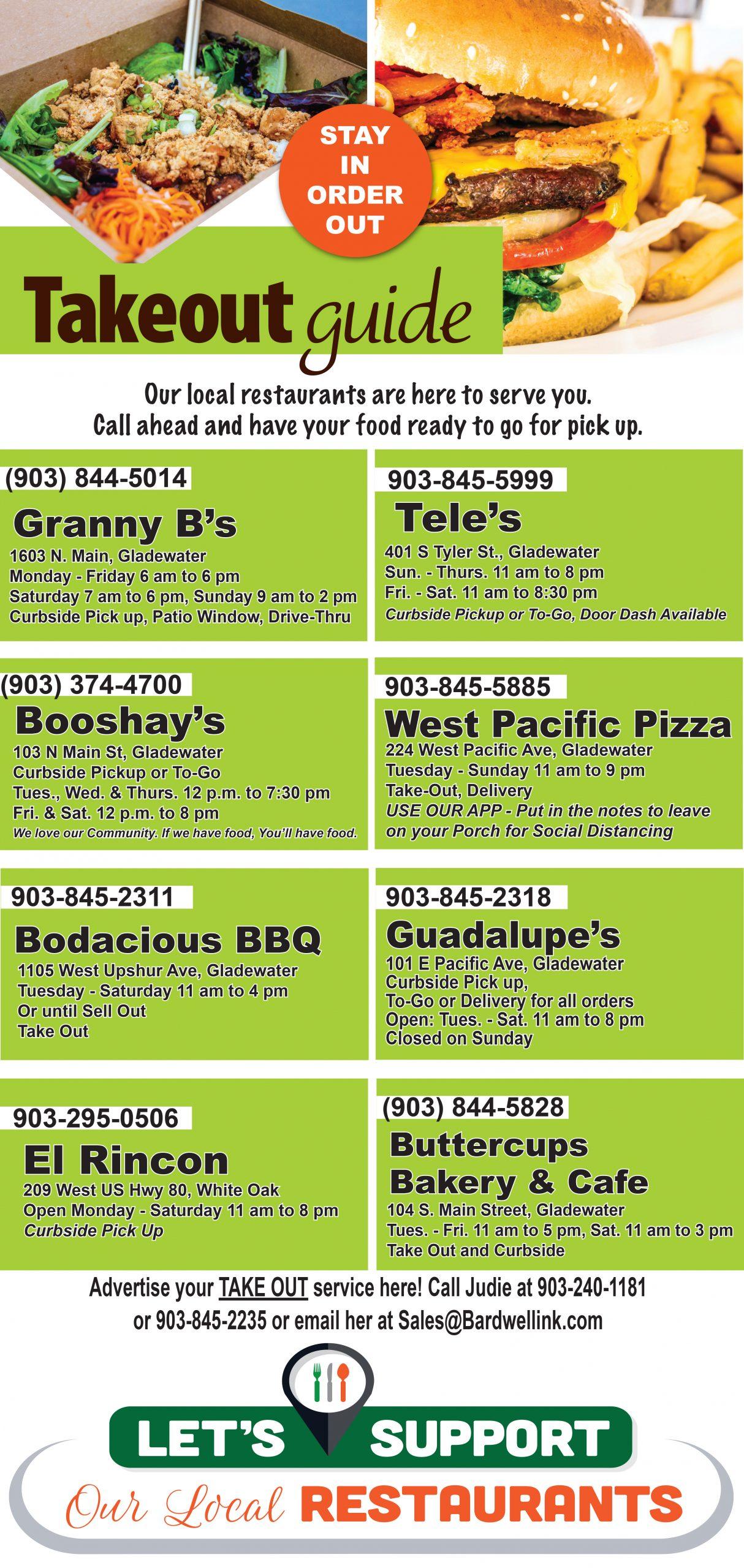 Gladewater Food Ad 04-17-2020